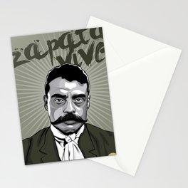 Emiliano Zapata - Trinchera Creativa Stationery Cards
