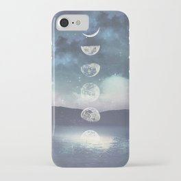 Rising Moon iPhone Case