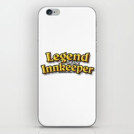 Legend of the Innkeeper Podcast iPhone Skin