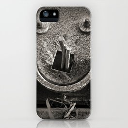 Architectural Smile iPhone Case