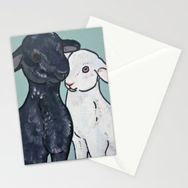 Mollie and Olive Stationery Cards