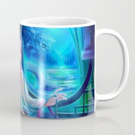 Sleepless Nights-Mulan Coffee Mug