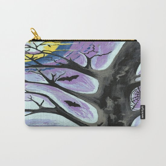 Creepy Night Carry-All Pouch