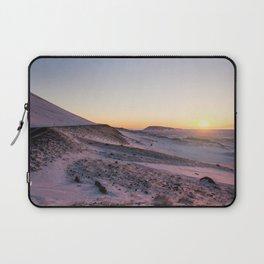 Snaefellsnes- Misty Morning Laptop Sleeve