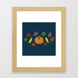 Fall #5 Framed Art Print