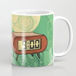 TIC TAC TIME Coffee Mug