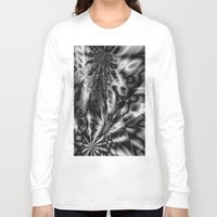 "psychedelic Long Sleeve T-shirts featuring ""  psychedelic ""  by shiva camille"
