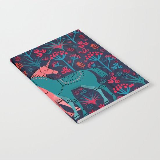 Unicorn Land Notebook