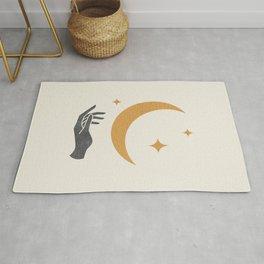 Moonlight Hand Rug