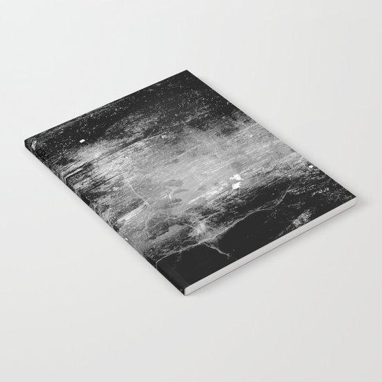 Black & White Calimala Notebook
