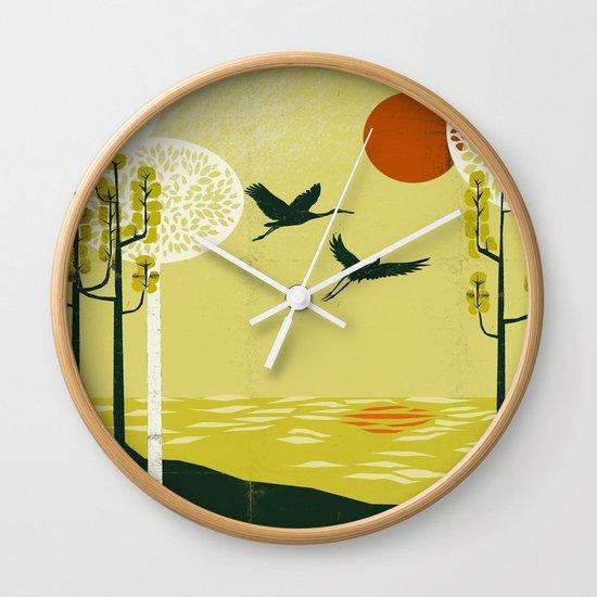 Finlandia - Sibelius Wall Clock