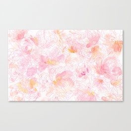 Sping flower Canvas Print