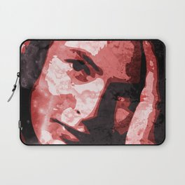 Ingrid Bergman Laptop Sleeve