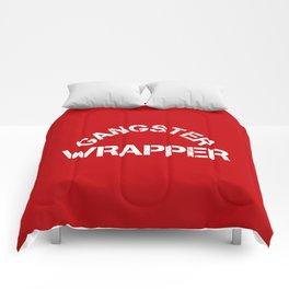 Gangster Wrapper Comforters