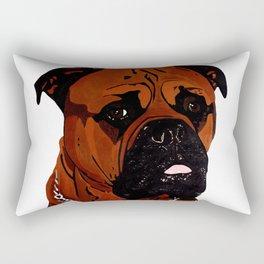 Kees, The Bullmastiff Rectangular Pillow