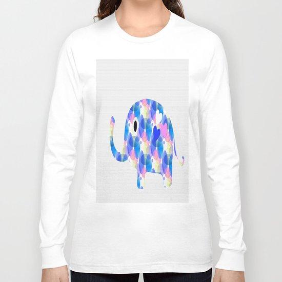 Ella The Elephant Long Sleeve T-shirt