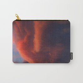 Sunset Heartbeat Carry-All Pouch