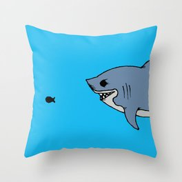 OH! NOOO! Throw Pillow