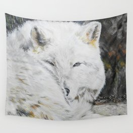 Eye of the Wild by Teresa Thompson Wall Tapestry