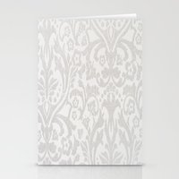 victorian Stationery Cards featuring Victorian by Pink Berry Patterns