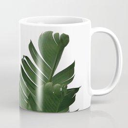 Minimal Banana Leaves Coffee Mug