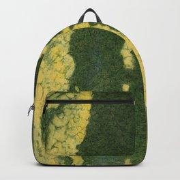Vintage Watermelon Illustration Backpack
