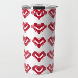 VALENTINE CROSSES Travel Mug