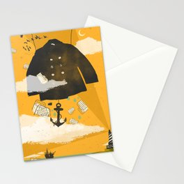 SEA DREAMING Stationery Cards