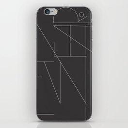 New Year Typo Black #society6 #decor #buyart iPhone Skin
