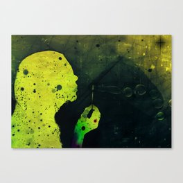 The Women in you Canvas Print