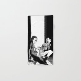 asc 563 - Le rite de passage (The prom night) Hand & Bath Towel