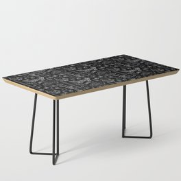 Witchcraft II [B&W] Coffee Table