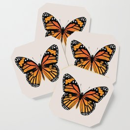 Monarch Butterfly | Vintage Butterfly | Coaster