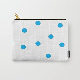 Blue granules  Carry-All Pouch