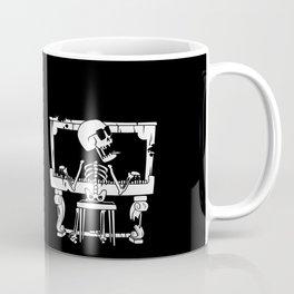 Piano ray Coffee Mug