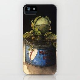 Audrey II iPhone Case