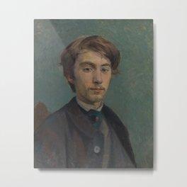 Henri de Toulouse-Lautrec - Émile Bernard Metal Print