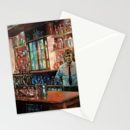 The Barkeep Stationery Cards