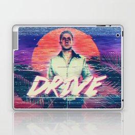 Drive 80s VHS poster Laptop & iPad Skin