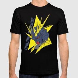 gundam unicorn banshee T-shirt