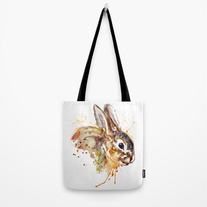 Mr. Bunny Tote Bag