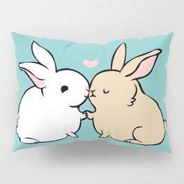 Bunny Kisses Pillow Sham