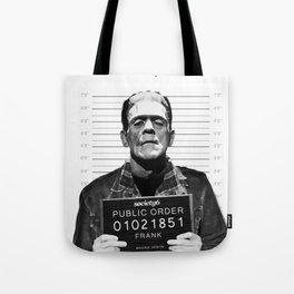 Public Order Frank Tote Bag