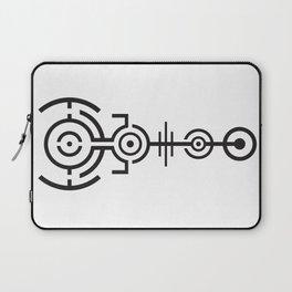 Crop Circle Laptop Sleeve