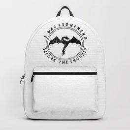 Imagine Dragon Thunder Backpack