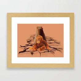 the last one... Framed Art Print