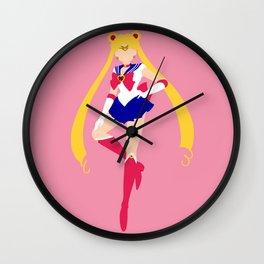 Sailor Moon Classic Colors (Pink) Wall Clock