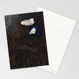 Gustav Klimt - Mutter mit zwei Kindern (Familie) Stationery Cards