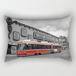 Red Rocket 4b Rectangular Pillow