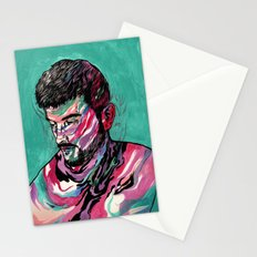 Few colors Left Stationery Cards